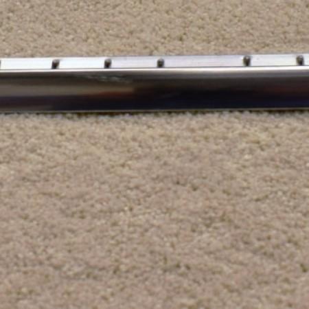 Aluminium Single bar 2.7 metres