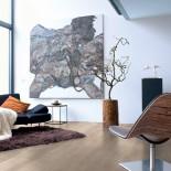 UE1304 - Light Grey Varnished Oak